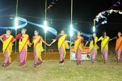 মনিপুরীদের ঐতিহ্যবাহী 'থাবল চোংবা  উৎসব শুরু
