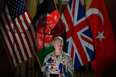 আফগানিস্তানে বিমান হামলা অব্যাহত থাকবে : মার্কিন জেনারেল