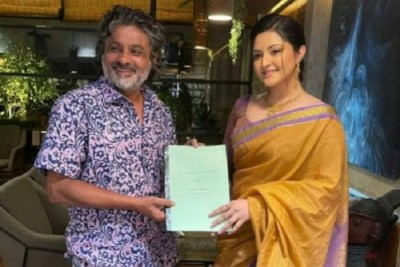 এবার 'গুনিন' ছবিতে রাবেয়া চরিত্রে দেখা যাবে পরীমণিকে